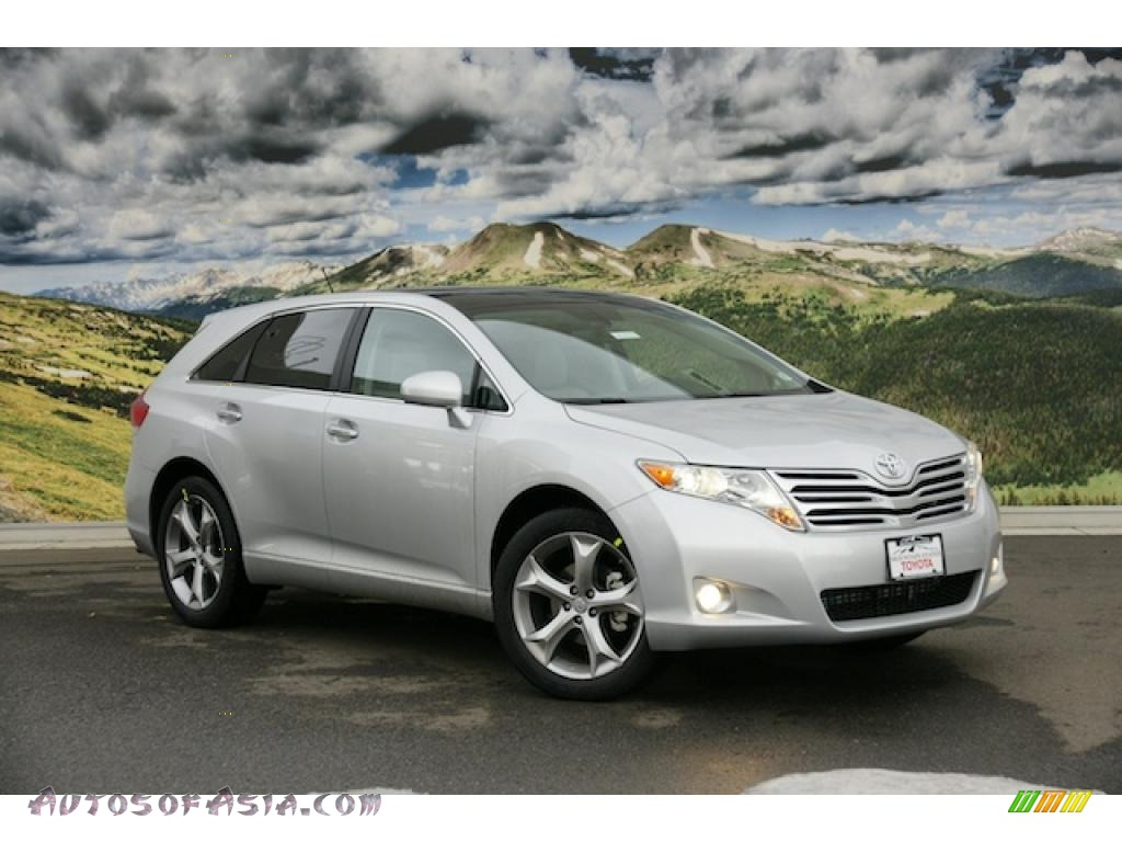 2011 toyota venza v6 awd in classic silver metallic. Black Bedroom Furniture Sets. Home Design Ideas
