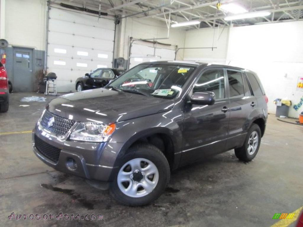 2011 suzuki grand vitara premium 4x4 in slate gray metallic 100315 autos of asia japanese. Black Bedroom Furniture Sets. Home Design Ideas