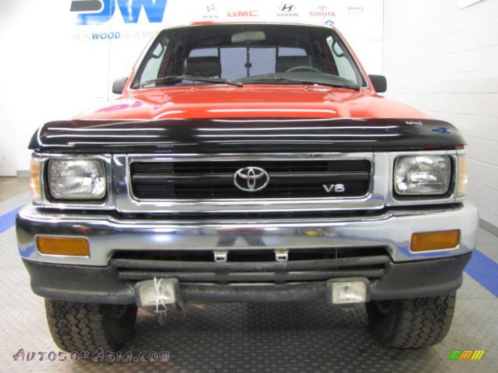 on Engine 1994 Toyota Pickup 3 0 Liter V6