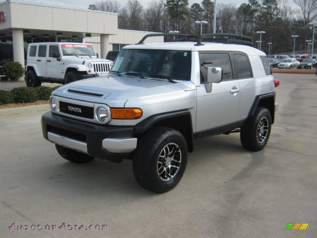2007 Toyota FJ Cruiser 4WD in Titanium Metallic - 073960 | Autos of ...