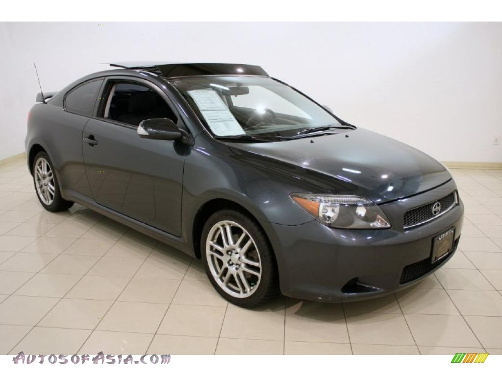 2006 scion tc in flint mica 063946 autos of asia japanese and korean cars for sale in the us. Black Bedroom Furniture Sets. Home Design Ideas