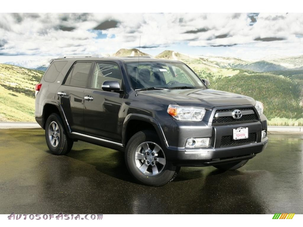2011 toyota 4runner sr5 4x4 in magnetic gray metallic 055291 autos of asia japanese and. Black Bedroom Furniture Sets. Home Design Ideas