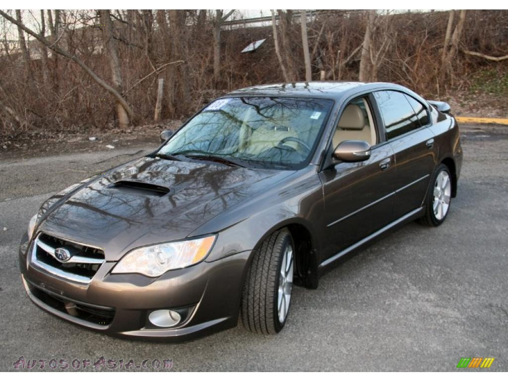 2008 subaru legacy 2 5 gt limited sedan in deep bronze. Black Bedroom Furniture Sets. Home Design Ideas