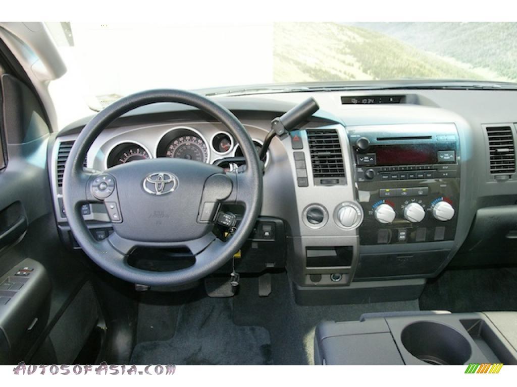 2011 Toyota Tundra Sr5 Crewmax 4x4 In Black Photo 10