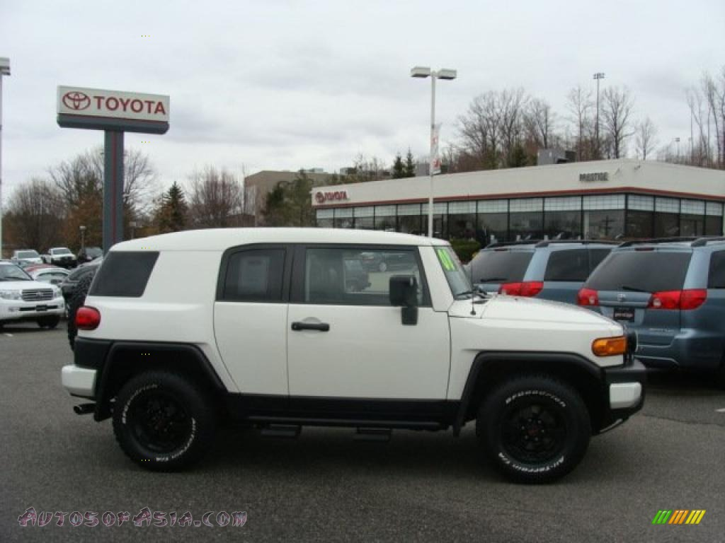 Toyota Fj Cruiser 2014 Trail Teams Edition For Sale