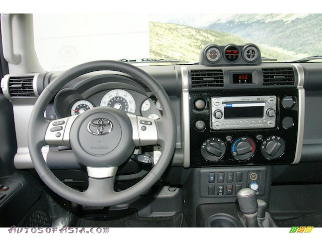 2011 Toyota FJ Cruiser 4WD in Black photo #9 - 104032 | Autos of Asia ...