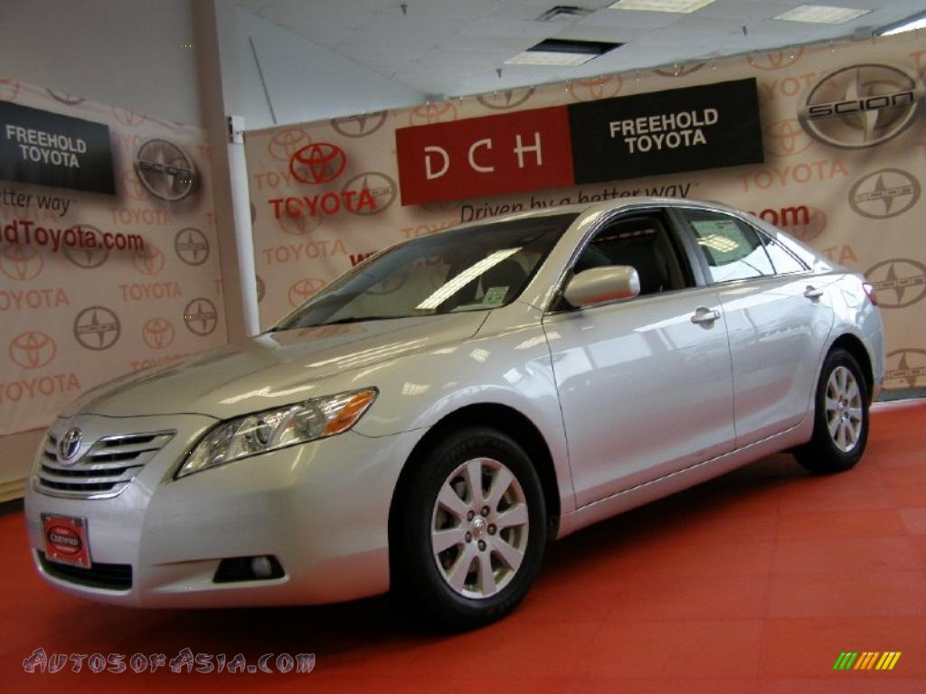 2008 toyota camry xle v6 in classic silver metallic photo 18 569651 autos of asia. Black Bedroom Furniture Sets. Home Design Ideas