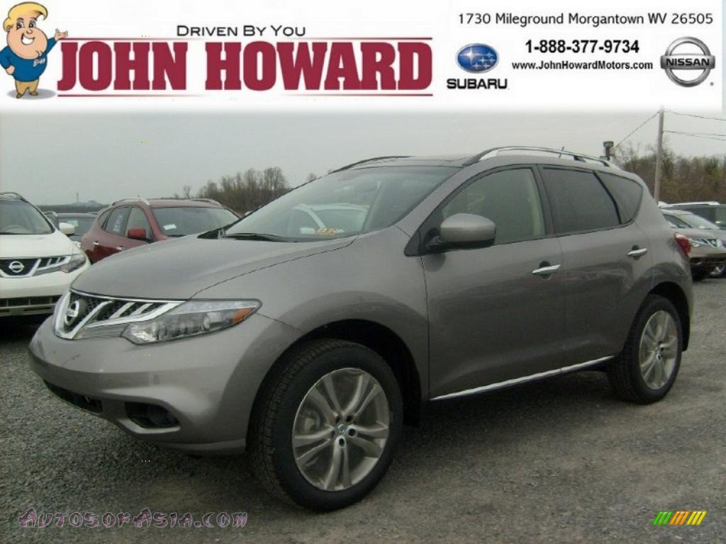 2011 Nissan Murano Le Awd In Platinum Graphite 173302 Autos Of Asia Japanese And Korean