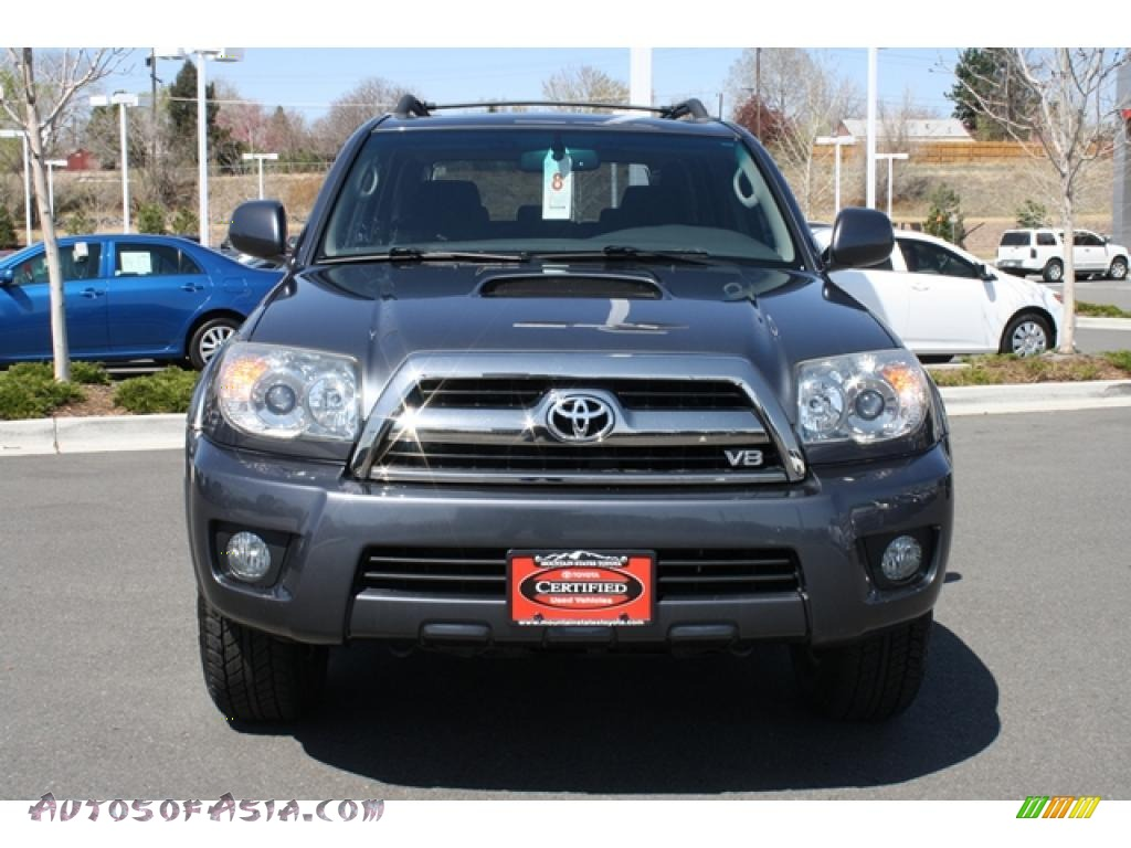2008 toyota 4runner sport edition 4x4 in shadow mica photo 6 002278 autos of asia. Black Bedroom Furniture Sets. Home Design Ideas