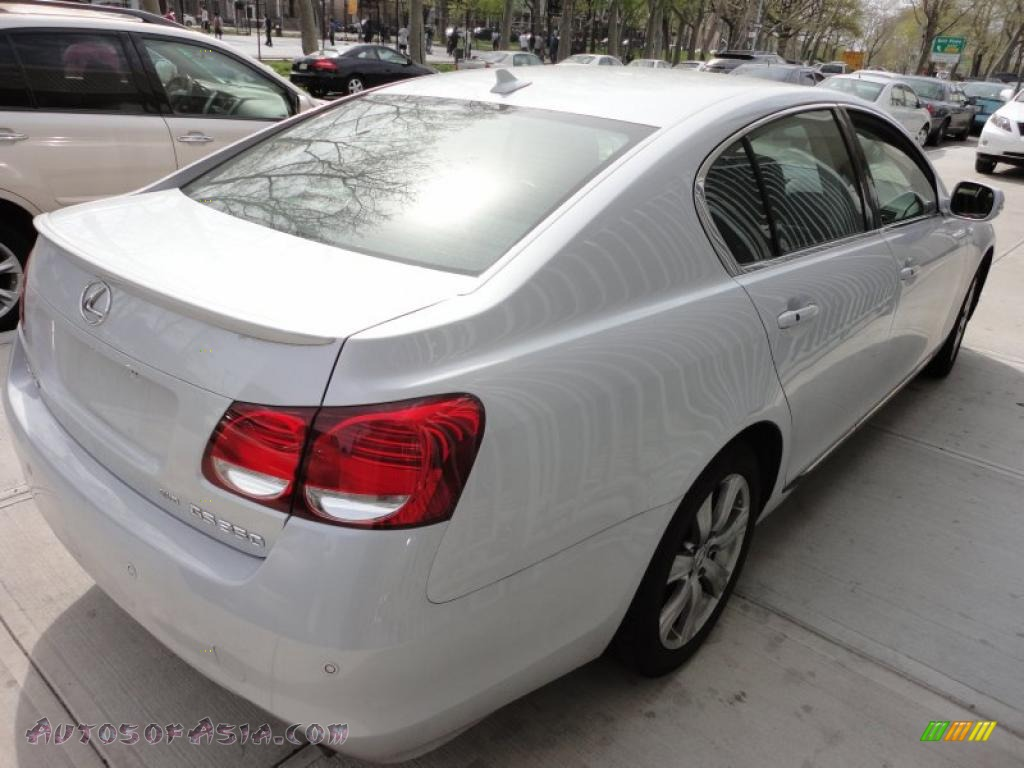 2008 lexus gs 350 awd in glacier frost white photo 4 015971 autos of asia japanese and. Black Bedroom Furniture Sets. Home Design Ideas