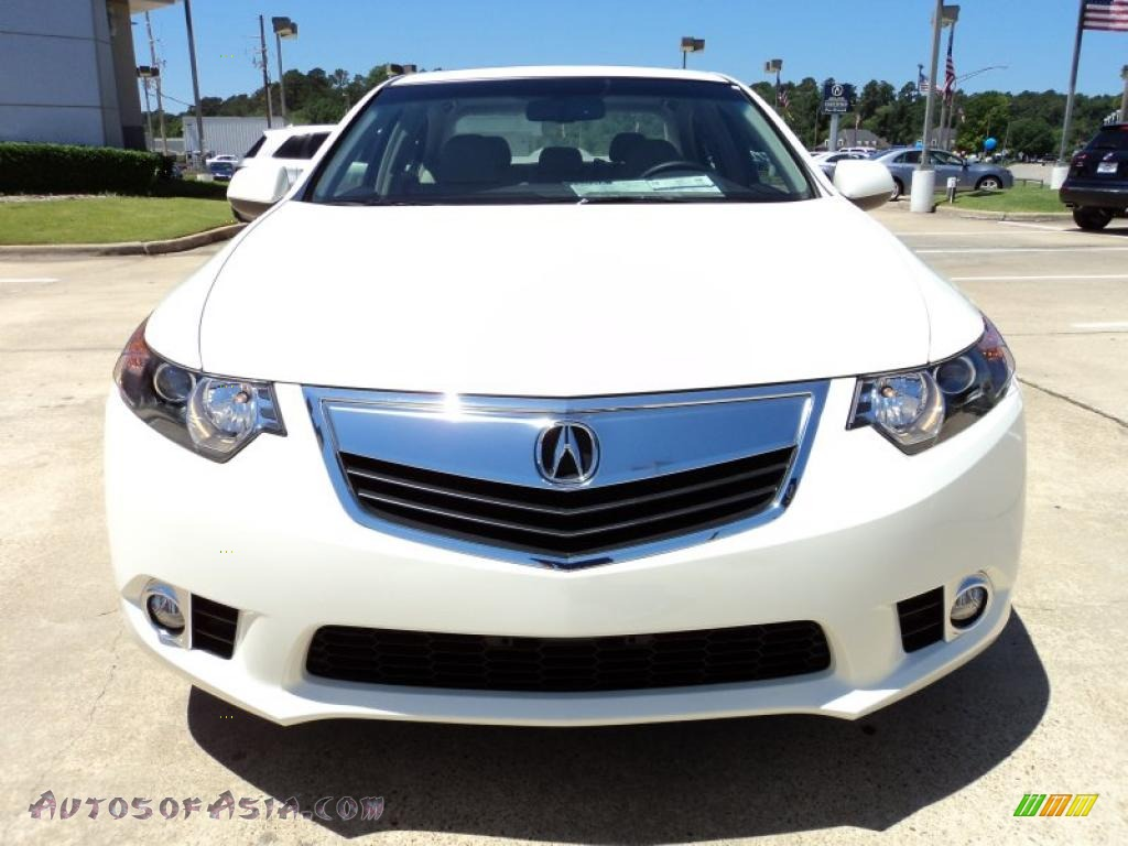 2011 acura tsx v6 sedan in premium white pearl photo 5 000161 autos of asia japanese and. Black Bedroom Furniture Sets. Home Design Ideas