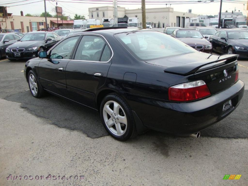 2003 acura tl 3 2 type s in nighthawk black pearl photo 3 008726 autos of asia japanese. Black Bedroom Furniture Sets. Home Design Ideas