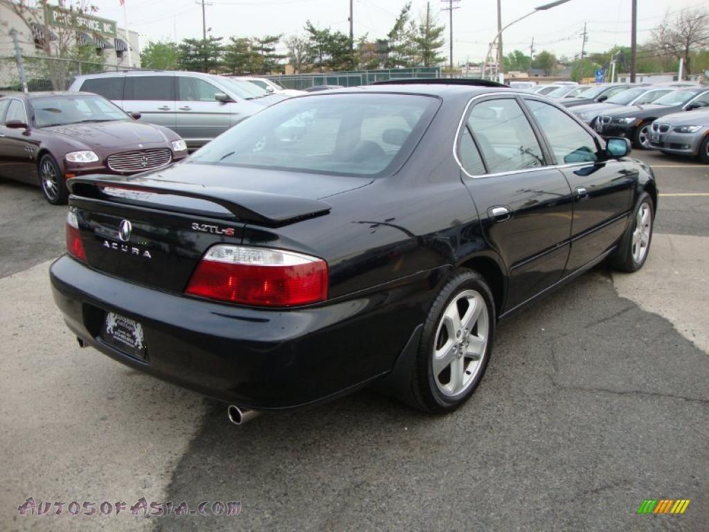 2003 Acura Tl 3 2 Type S In Nighthawk Black Pearl Photo 4