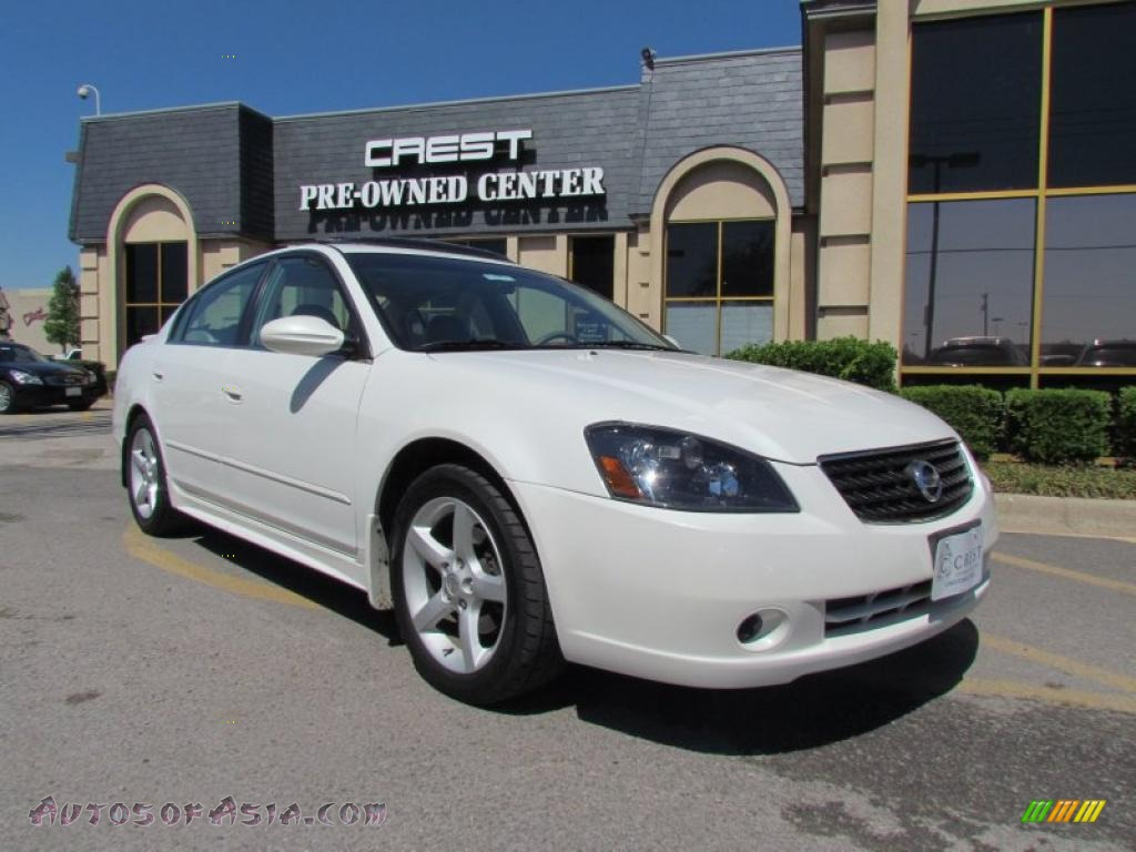 2006 nissan altima 35 se in satin white pearl 411475 autos of satin white pearl frost nissan altima 35 se vanachro Gallery
