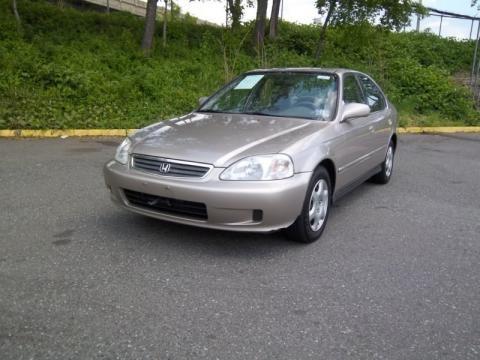 honda civic 2000 sedan. 2000 Honda Civic EX Sedan