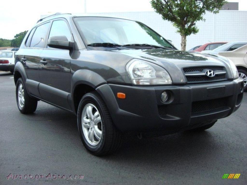 2008 Hyundai Tucson Limited 4WD
