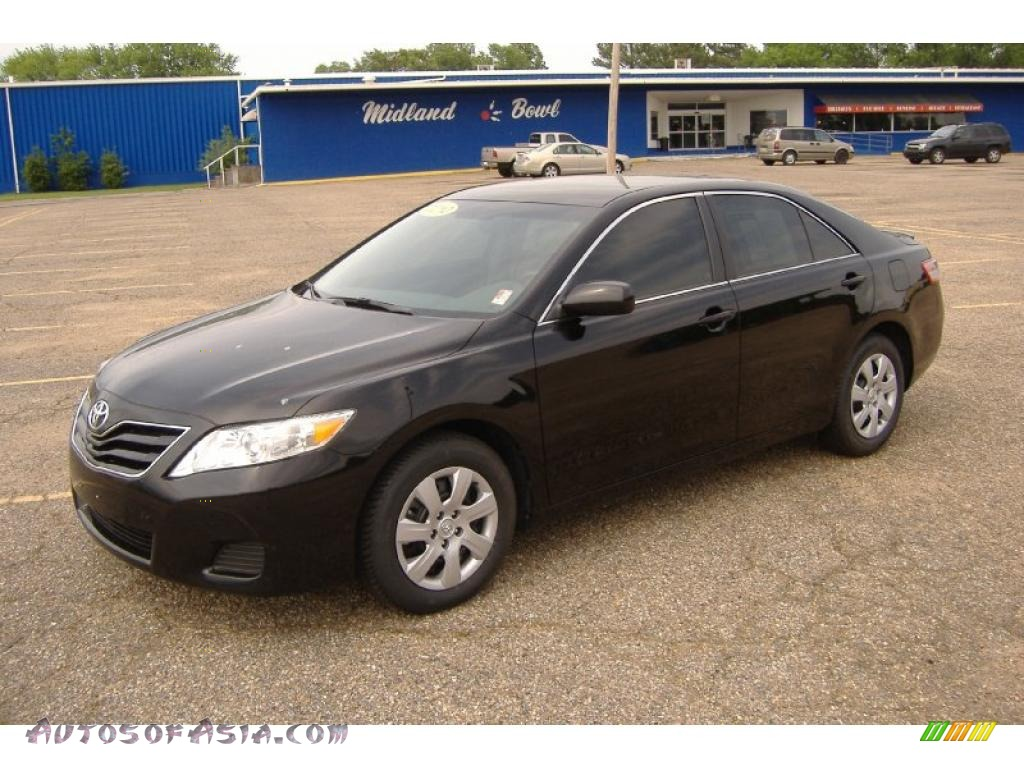 2010 Toyota Camry LE in Black - 068616 | Autos of Asia ...