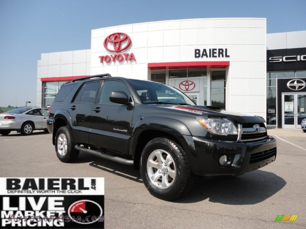 2008 toyota 4runner sport edition 4x4 in shadow mica 003254 autos of asia japanese and. Black Bedroom Furniture Sets. Home Design Ideas