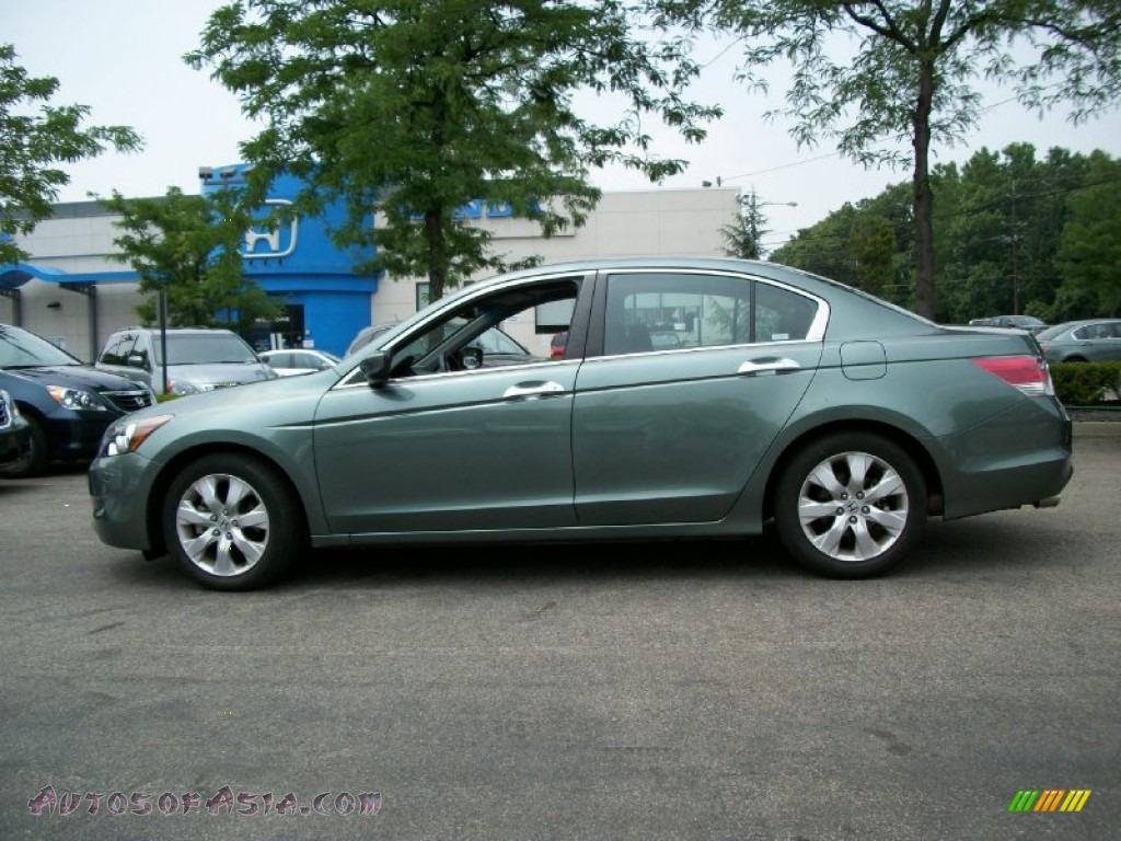 2008 Honda Accord EX-L V6 Sedan in Mystic Green Metallic - 017269 ...