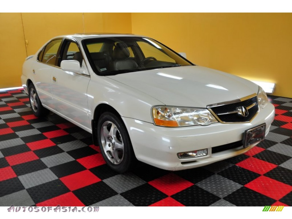 2003 acura tl 3 2 in white diamond pearl 057862 autos. Black Bedroom Furniture Sets. Home Design Ideas