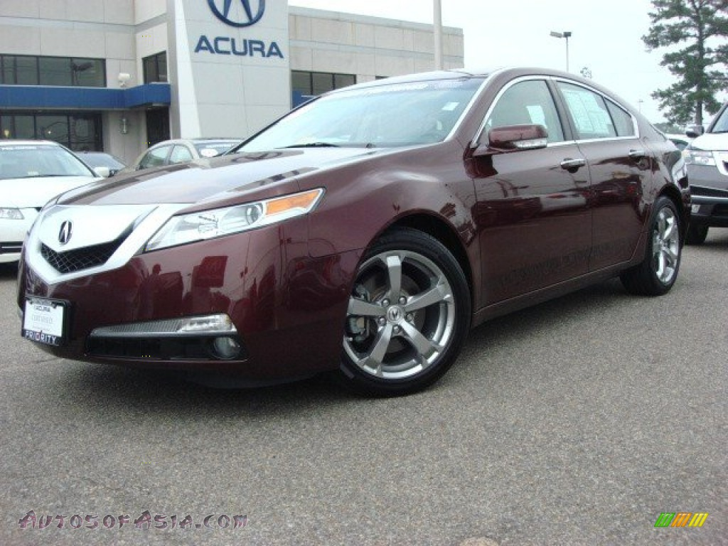 2010 Acura Tl For Sale >> 2010 Acura TL 3.5 Technology in Basque Red Pearl - 009745 | Autos of Asia - Japanese and Korean ...