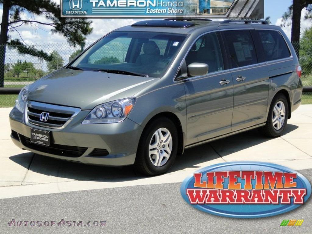 2007 Honda Odyssey EX-L in Nimbus Gray Metallic - 450671 ...