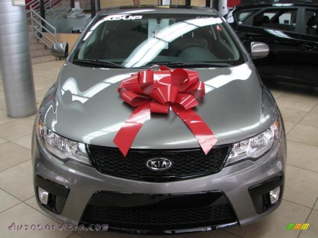 2011 Kia Forte Koup SX in Titanium photo #2 - 432623 | Autos of Asia ...
