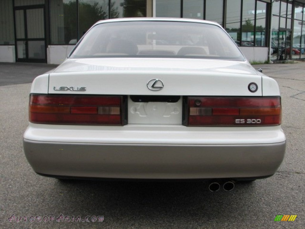 1994 lexus es 300 in diamond white pearl photo 4 068632. Black Bedroom Furniture Sets. Home Design Ideas