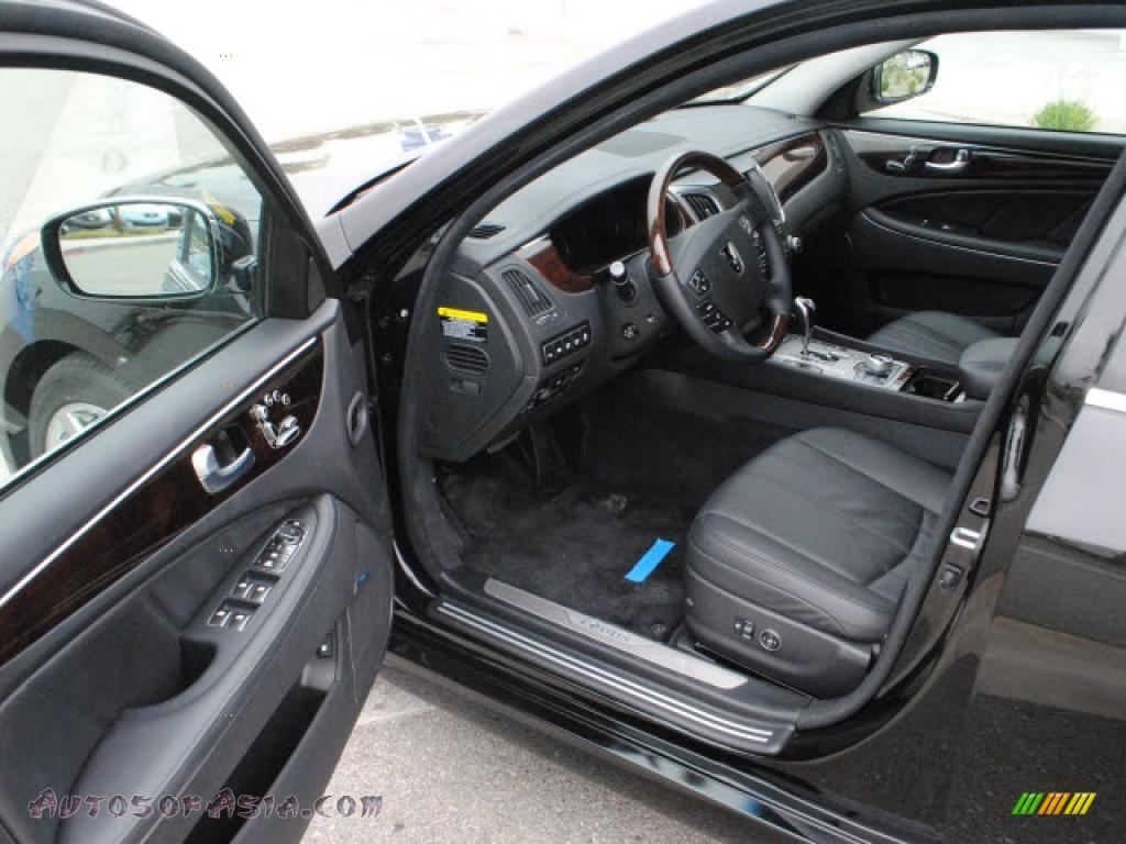Puente Hills Honda >> 2011 Hyundai Equus Signature Limousine in Black Noir Pearl photo #40 - 034694 | Autos of Asia ...