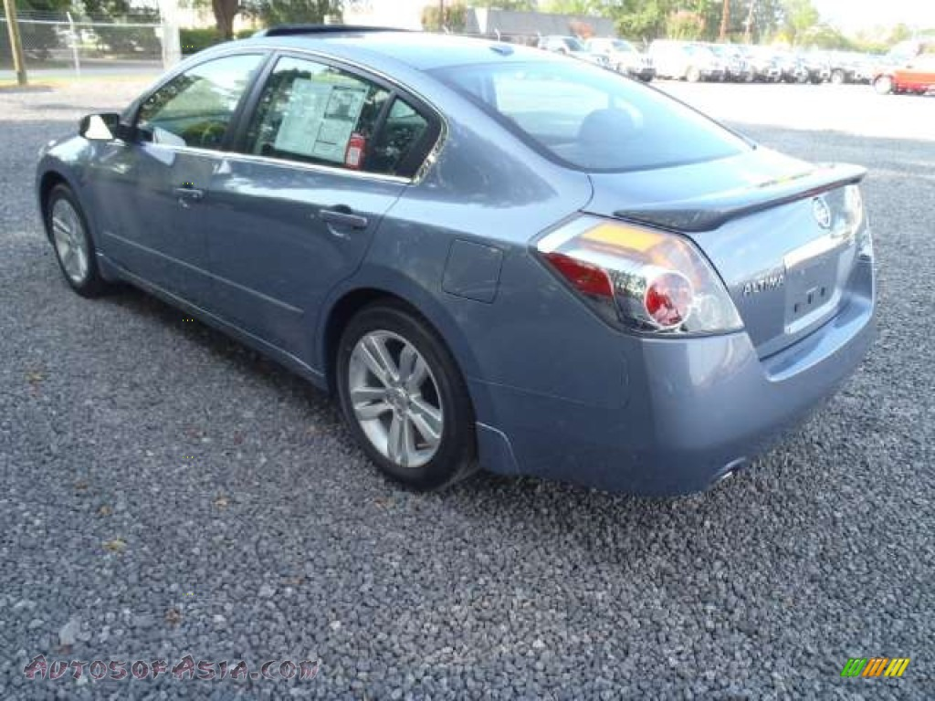 2012 nissan altima 3 5 sr in ocean gray photo 3 116164 autos of asia japanese and korean. Black Bedroom Furniture Sets. Home Design Ideas