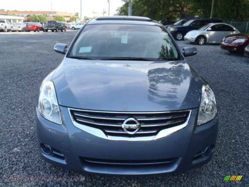 2012 nissan altima 3 5 sr in ocean gray photo 5 116164 autos of asia japanese and korean. Black Bedroom Furniture Sets. Home Design Ideas