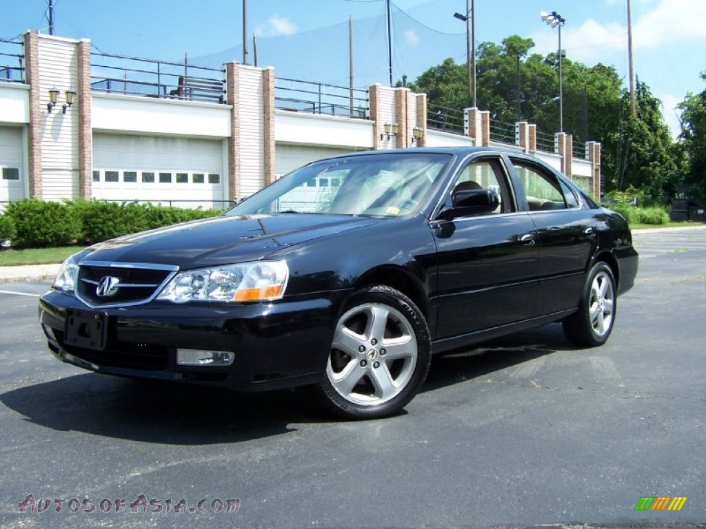 2002 acura tl 3 2 type s in nighthawk black pearl 015722 autos of asia japanese and korean. Black Bedroom Furniture Sets. Home Design Ideas