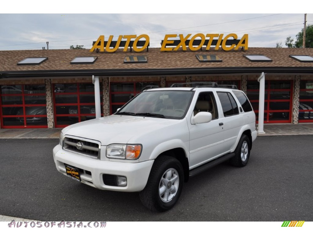 2000 nissan pathfinder le 4x4 in aspen white pearl glow 405206 autos of asia japanese and korean cars for sale in the us 2000 nissan pathfinder le 4x4 in aspen white pearl glow 405206 autos of asia japanese and korean cars for sale in the us