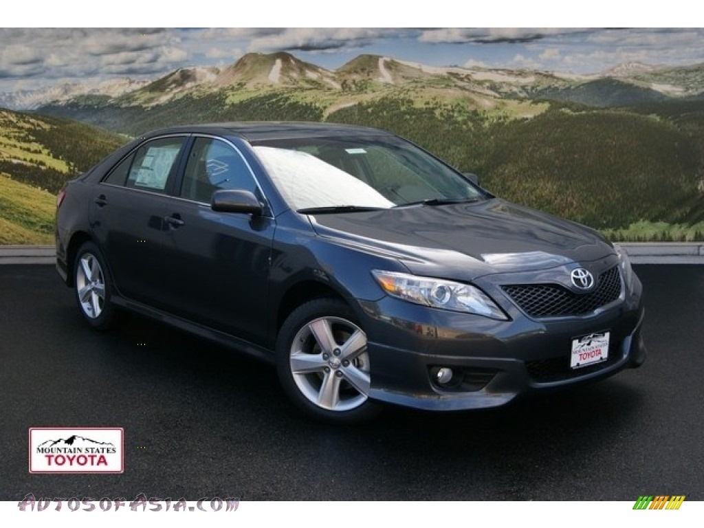 2011 toyota camry se v6 in magnetic gray metallic 132512 autos of asia japanese and korean. Black Bedroom Furniture Sets. Home Design Ideas