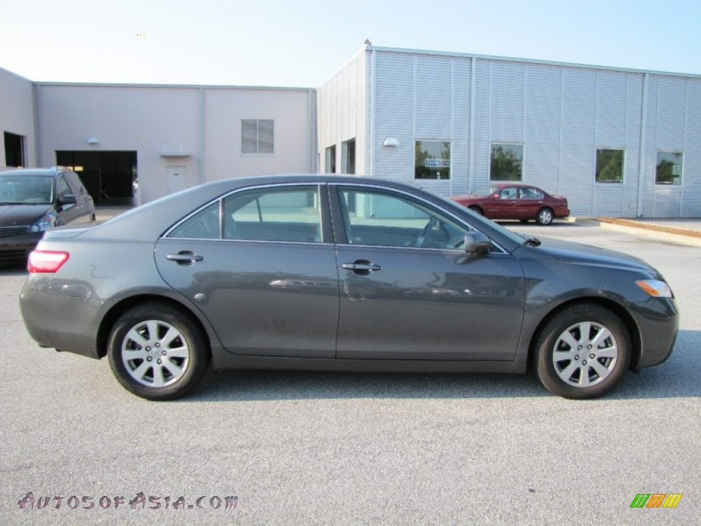 2008 toyota camry xle v6 in magnetic gray metallic photo 6 064421 autos of asia japanese. Black Bedroom Furniture Sets. Home Design Ideas
