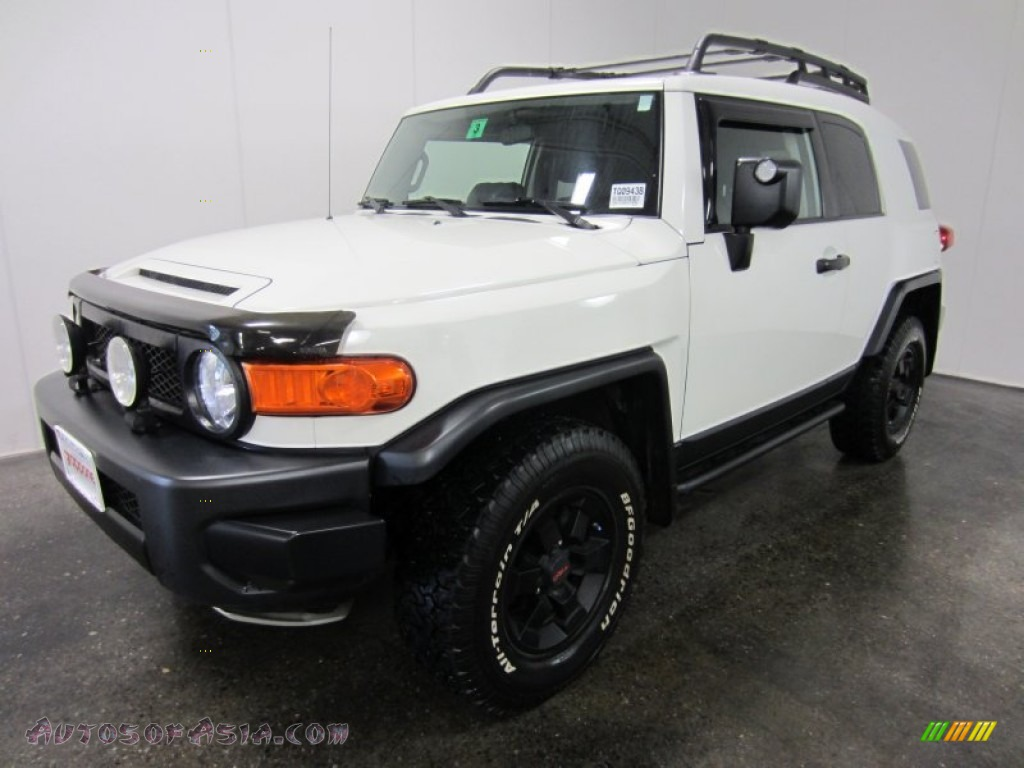 2008 toyota fj cruiser trail teams special edition 4wd in. Black Bedroom Furniture Sets. Home Design Ideas