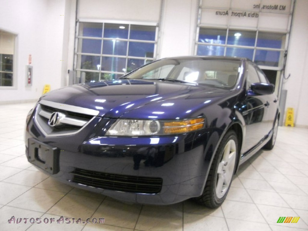 2005 Acura Tl 3 2 In Abyss Blue Pearl 074366 Autos Of Asia Japanese And Korean Cars For Sale In The Us