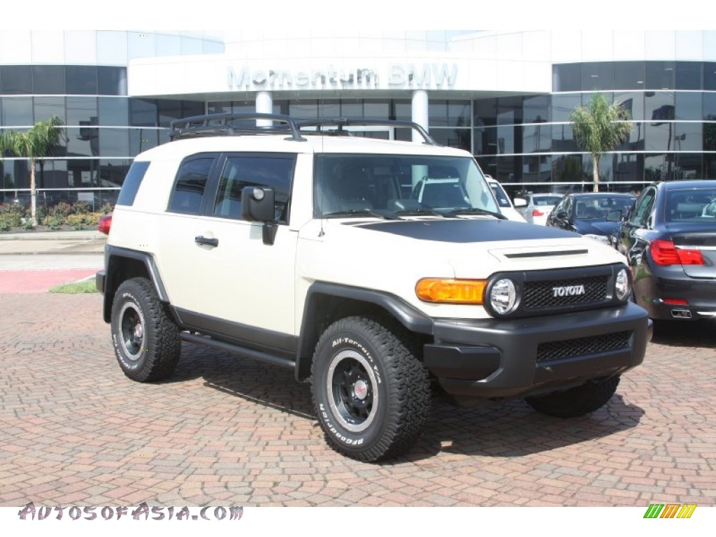 2010 Toyota Fj Cruiser Trail Teams Special Edition 4wd In