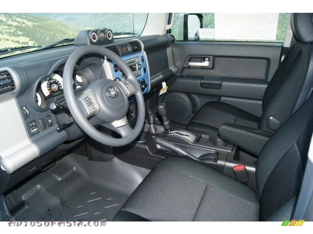 2012 Toyota FJ Cruiser 4WD in Cavalry Blue photo #4 - 118259 | Autos ...