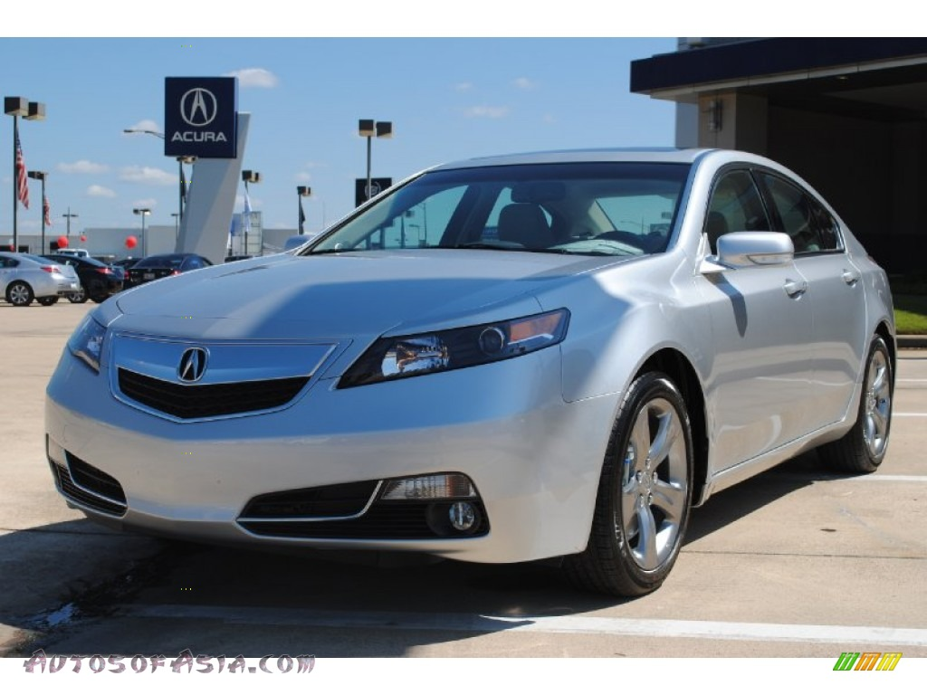 2012 acura tl 3 7 sh awd technology in silver moon 003567 autos of asia japanese and. Black Bedroom Furniture Sets. Home Design Ideas