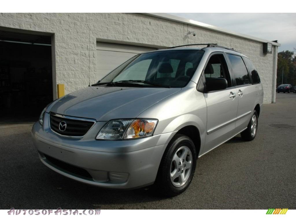 2001 mazda mpv lx in sunlight silver 208903 autos of for 2001 mazda mpv window motor