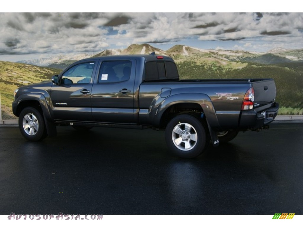 2012 Toyota Tacoma V6 Trd Sport Double Cab 4x4 In Magnetic