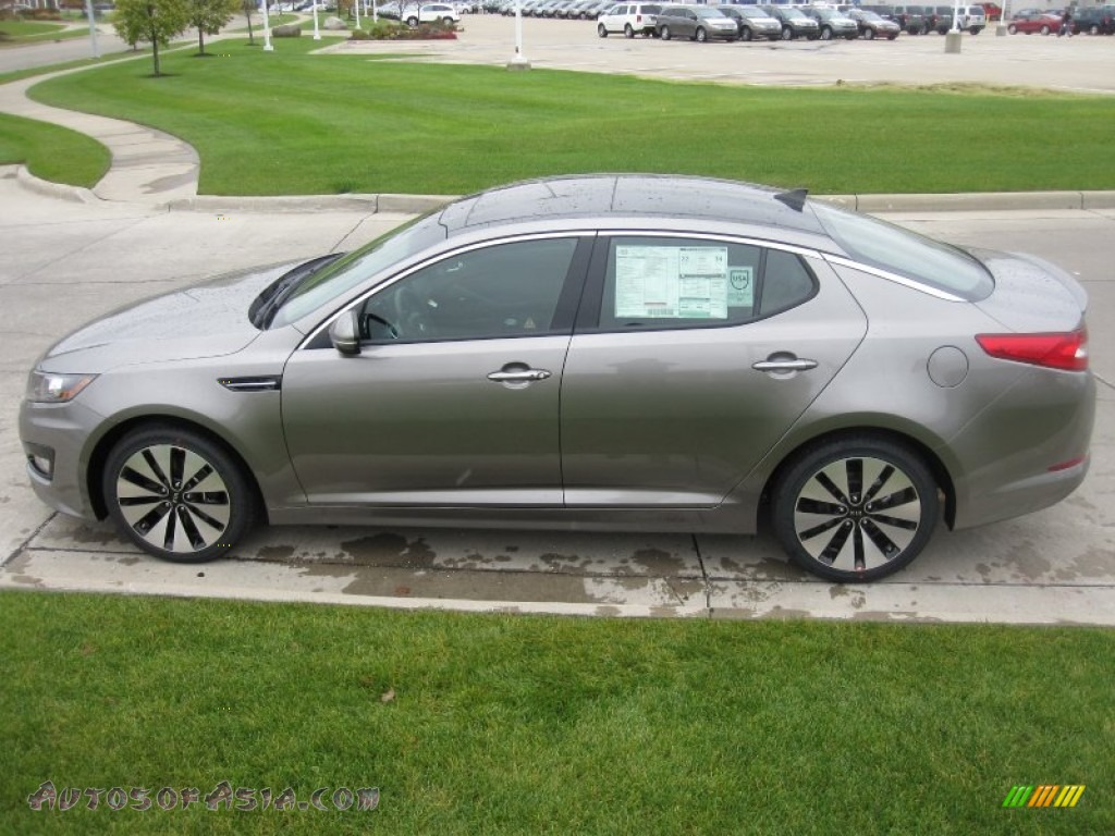 2012 kia optima sx in titanium silver photo 6 010141. Black Bedroom Furniture Sets. Home Design Ideas