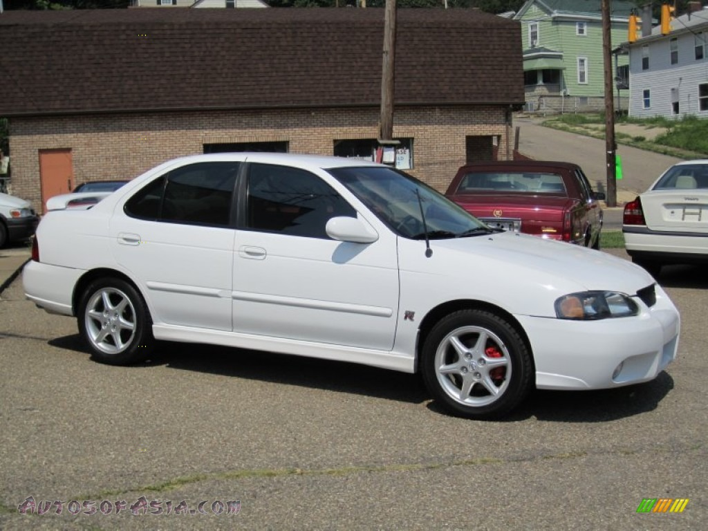 2003 Nissan Sentra SE-R related infomation,specifications ...