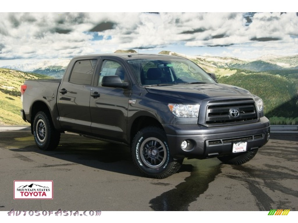 2012 toyota tundra trd rock warrior crewmax 4x4 in magnetic gray metallic 216210 autos of. Black Bedroom Furniture Sets. Home Design Ideas