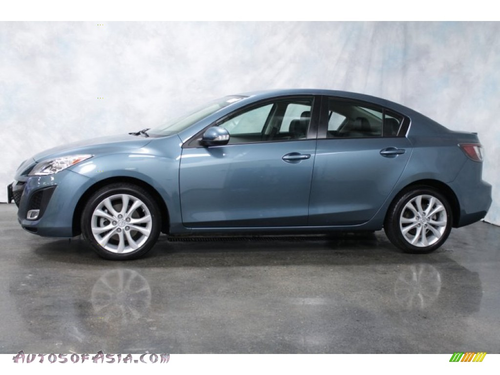 2010 mazda mazda3 s grand touring 4 door in gunmetal blue mica photo 3 151484 autos of asia. Black Bedroom Furniture Sets. Home Design Ideas