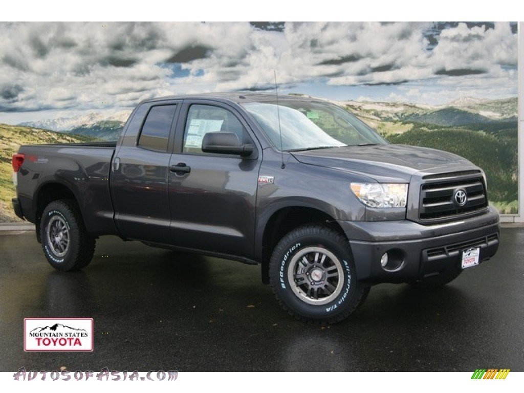 2012 Toyota Tundra Towing