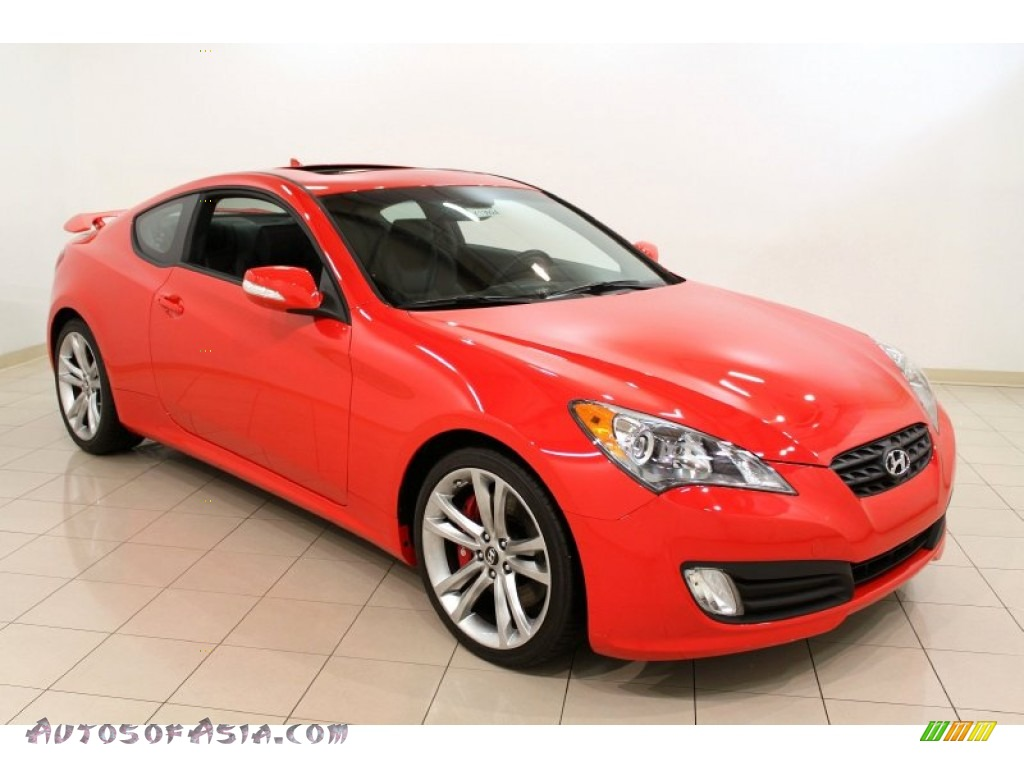 2011 hyundai genesis coupe 3 8 track in tsukuba red photo 9 061438 autos of asia japanese. Black Bedroom Furniture Sets. Home Design Ideas