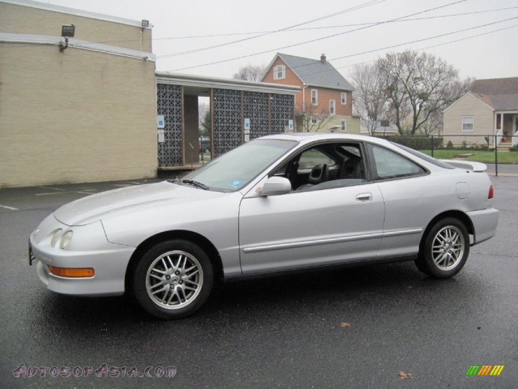Acura Integra GS Coupe In Vogue Silver Metallic - Acura integra gs 2000