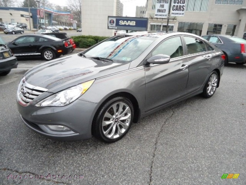 2012 hyundai sonata limited 2 0t in harbor gray metallic 392017 autos of asia japanese and. Black Bedroom Furniture Sets. Home Design Ideas